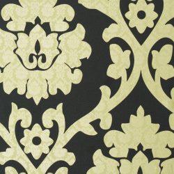 خرید کاغذ دیواری داماسک برای پذیرایی قابل شستشو از آلبوم بروکانته با کد 45947