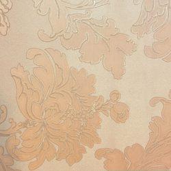 کاغذ دیواری طرح دار مجلل ارزان قابل شستشو کد 680307 از آلبوم داماسک