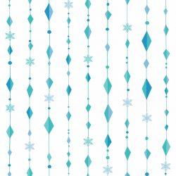 کاغذ دیواری راه دار اتاق خواب دخترونه استاروالز با تخفیف ساخت آمریکا DY0149