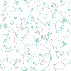 کاغذ دیواری اتاق خواب دخترانه استاروالز با تخفیف ساخت آمریکا DY0167