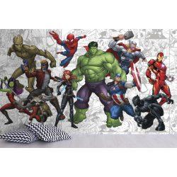 پوستر Disney Marvel stars کارتون نینجا ساخت آمریکا دخترانه JL1433M برند یورک