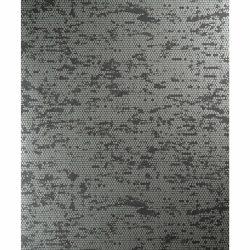 کاغذ دیواری نقره ای مشکی بافت دار اداری مسکونی از کاتالوگ بلژیکی سرام CERAMکد ۲۰۱