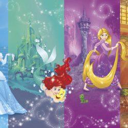 پوستر دیواری اتاق خواب کودک و نوجوان خارجی دخترانه JL1391M