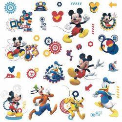 استیکر پشت چسب دار Disney Marvel آمریکایی مخصوص اتاق بی بی کد RMK2555